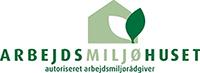 ARBEJDSMILJØHUSET Logo